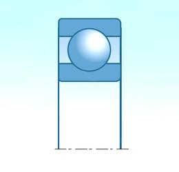 90,000 mm x 190,000 mm x 43,000 mm  NTN-SNR 6318 deep groove ball bearings