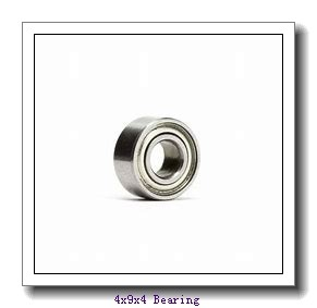 AST F684H-2RS deep groove ball bearings