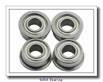 4 mm x 9 mm x 4 mm  ZEN 684-2Z deep groove ball bearings