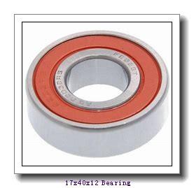 17 mm x 40 mm x 12 mm  SNFA BS 217 /S 7P62U thrust ball bearings