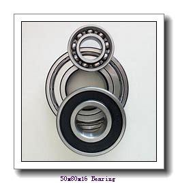 50 mm x 80 mm x 16 mm  FAG HCB7010-E-2RSD-T-P4S angular contact ball bearings