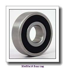 50 mm x 80 mm x 16 mm  Loyal 7010 A angular contact ball bearings