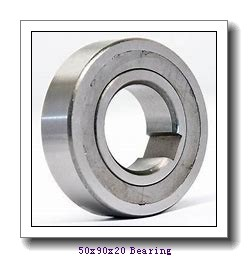 50 mm x 90 mm x 20 mm  Timken 210KG deep groove ball bearings