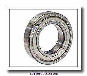 50 mm x 90 mm x 20 mm  NACHI 1210 self aligning ball bearings