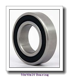 50 mm x 90 mm x 20 mm  NTN NJ210E cylindrical roller bearings