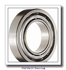 50 mm x 90 mm x 20 mm  NKE 6210-Z-N deep groove ball bearings