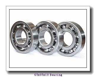 65 mm x 85 mm x 10 mm  FBJ 6813-2RS deep groove ball bearings