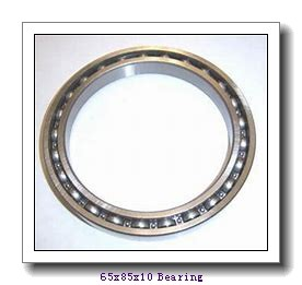65 mm x 85 mm x 10 mm  NTN 6813 deep groove ball bearings