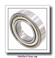65 mm x 85 mm x 10 mm  ISB 61813-2RZ deep groove ball bearings