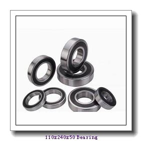 110 mm x 240 mm x 50 mm  ISO 7322 A angular contact ball bearings