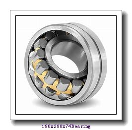 180 mm x 280 mm x 74 mm  FAG NN3036-AS-K-M-SP cylindrical roller bearings