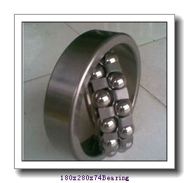180 mm x 280 mm x 74 mm  KOYO NN3036K cylindrical roller bearings