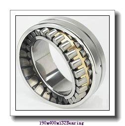 190 mm x 400 mm x 132 mm  Loyal 22338 KCW33+H2338 spherical roller bearings