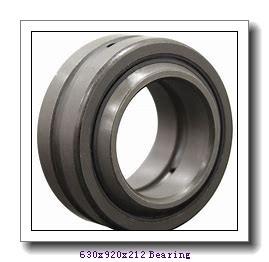 630 mm x 920 mm x 212 mm  NKE 230/630-K-MB-W33+AH30/630 spherical roller bearings