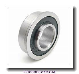 630 mm x 920 mm x 212 mm  Loyal 230/630 KCW33 spherical roller bearings