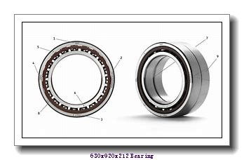 630 mm x 920 mm x 212 mm  SKF 230/630CA/W33 spherical roller bearings