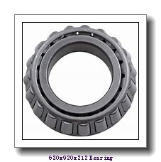 630 mm x 920 mm x 212 mm  ISO 230/630 KCW33+H30/630 spherical roller bearings