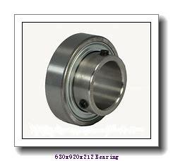 630 mm x 920 mm x 212 mm  KOYO 230/630RHAK spherical roller bearings