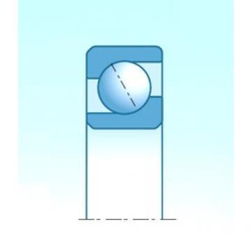 90,000 mm x 190,000 mm x 43,000 mm  NTN 7318BG angular contact ball bearings