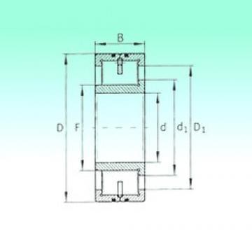 200 mm x 420 mm x 138 mm  NBS LSL192340 cylindrical roller bearings