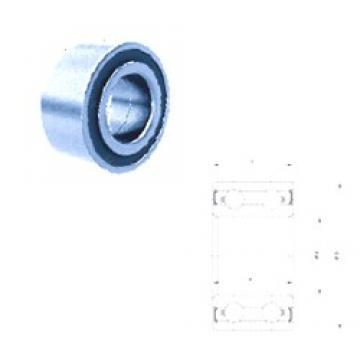 30 mm x 47 mm x 22 mm  PFI PC30470022CS deep groove ball bearings