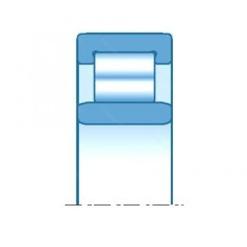 90,000 mm x 190,000 mm x 43,000 mm  SNR NU318EM cylindrical roller bearings