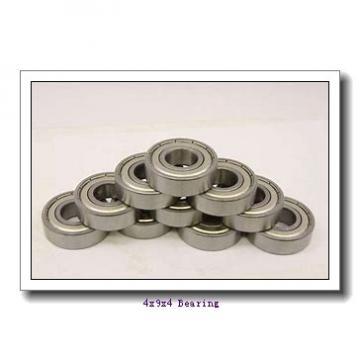 4 mm x 9 mm x 4 mm  NSK 684 AZZ deep groove ball bearings
