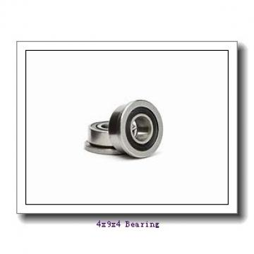 4 mm x 9 mm x 4 mm  ZEN F684-2RS deep groove ball bearings