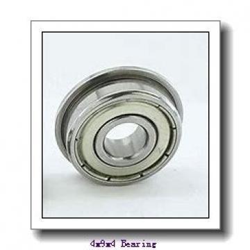 4 mm x 9 mm x 4 mm  KOYO WF684ZZ deep groove ball bearings