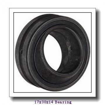17 mm x 30 mm x 14 mm  NTN SA1-17BSS plain bearings