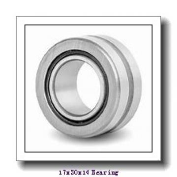 17 mm x 30 mm x 14 mm  LS GE17ES-2RS plain bearings