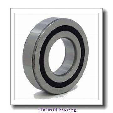17 mm x 30 mm x 14 mm  SKF GE17ES-2RS plain bearings