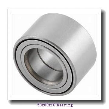 50 mm x 80 mm x 16 mm  NTN 2LA-BNS010CLLBG/GNP42 angular contact ball bearings