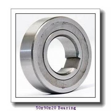 50 mm x 90 mm x 20 mm  FBJ 7210B angular contact ball bearings