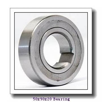 50 mm x 90 mm x 20 mm  Loyal 6210 deep groove ball bearings