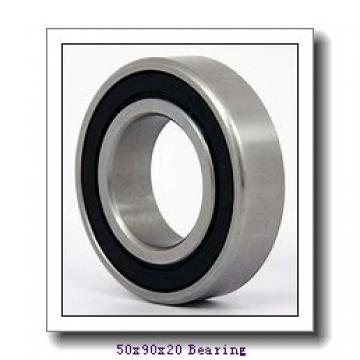 50 mm x 90 mm x 20 mm  Loyal 7210 C angular contact ball bearings