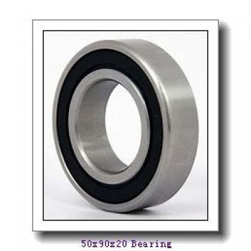 50 mm x 90 mm x 20 mm  NTN 7210B angular contact ball bearings