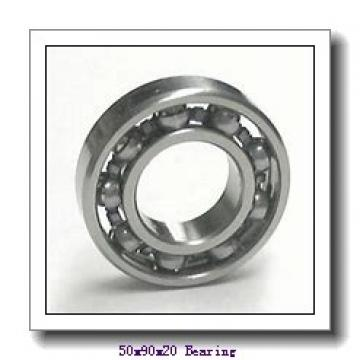50 mm x 90 mm x 20 mm  KOYO 7210CPA angular contact ball bearings
