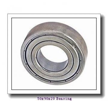 50 mm x 90 mm x 20 mm  KOYO M6210ZZ deep groove ball bearings