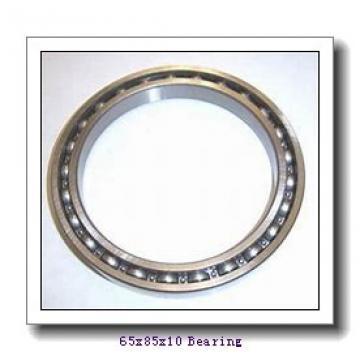 65 mm x 85 mm x 10 mm  ISO 61813 deep groove ball bearings