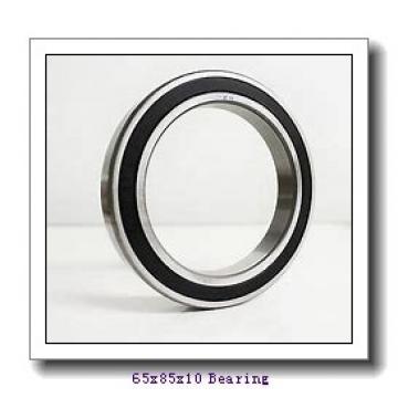 65 mm x 85 mm x 10 mm  NTN 6813LLU deep groove ball bearings
