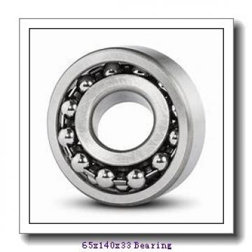 65 mm x 140 mm x 33 mm  NTN 7313DT angular contact ball bearings