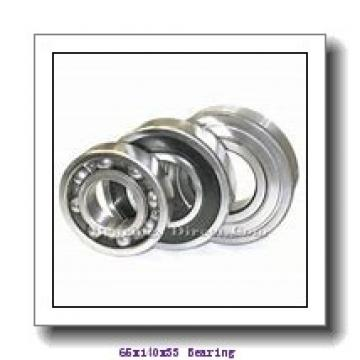 65 mm x 140 mm x 33 mm  Loyal 21313 KCW33+AH313 spherical roller bearings