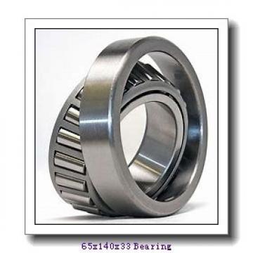 65 mm x 140 mm x 33 mm  NACHI 7313 angular contact ball bearings