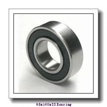 65 mm x 140 mm x 33 mm  NSK 6313ZZ deep groove ball bearings