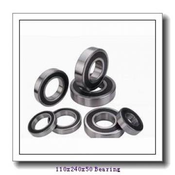 110 mm x 240 mm x 50 mm  NACHI 7322DF angular contact ball bearings