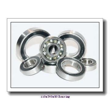 110 mm x 240 mm x 50 mm  ISO 7322 C angular contact ball bearings