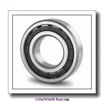110 mm x 240 mm x 50 mm  NACHI 7322CDB angular contact ball bearings