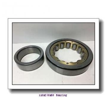 110 mm x 240 mm x 50 mm  NACHI 6322 deep groove ball bearings