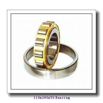110 mm x 240 mm x 50 mm  NSK NUP322EM cylindrical roller bearings